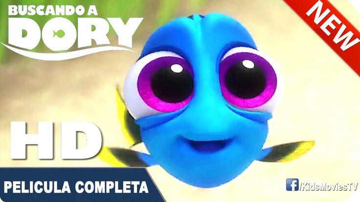 Buscando a Dory Pelicula Completa en Español Latino 2016 Disney HD