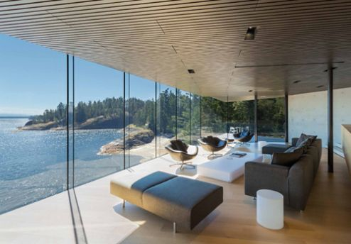 Tula House by Patkau Architects Canada | Residential Design