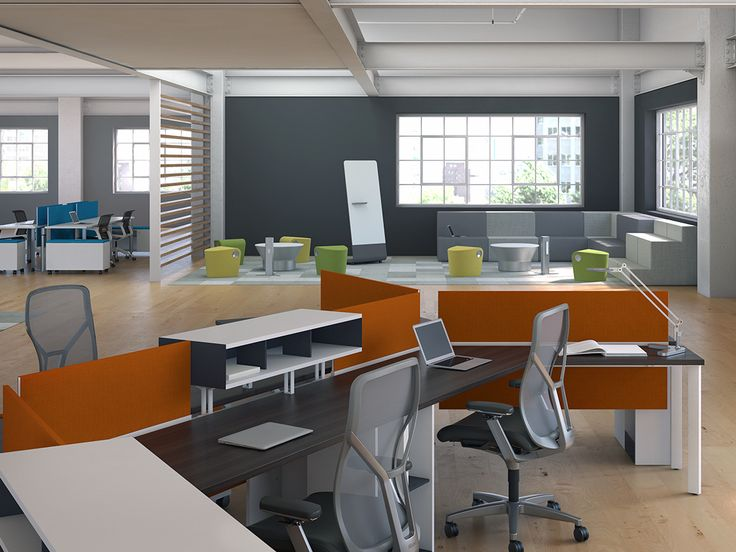Beautiful Allsteel   Further Desking/benching, Systems, Office Furniture  Www.insidesource.com