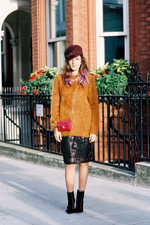 Vanessa Jackman: London Fashion Week SS 2013...Eleonora