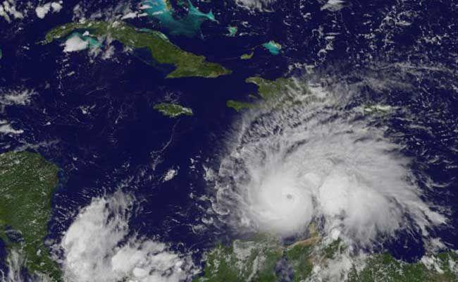 Hurricane Matthew Churns North Towards Haiti Jamaica - NDTV #757LiveIN