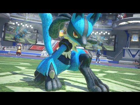 Pokkén Tournament Arrives on Wii U in Spring 2016!   Hot Movies