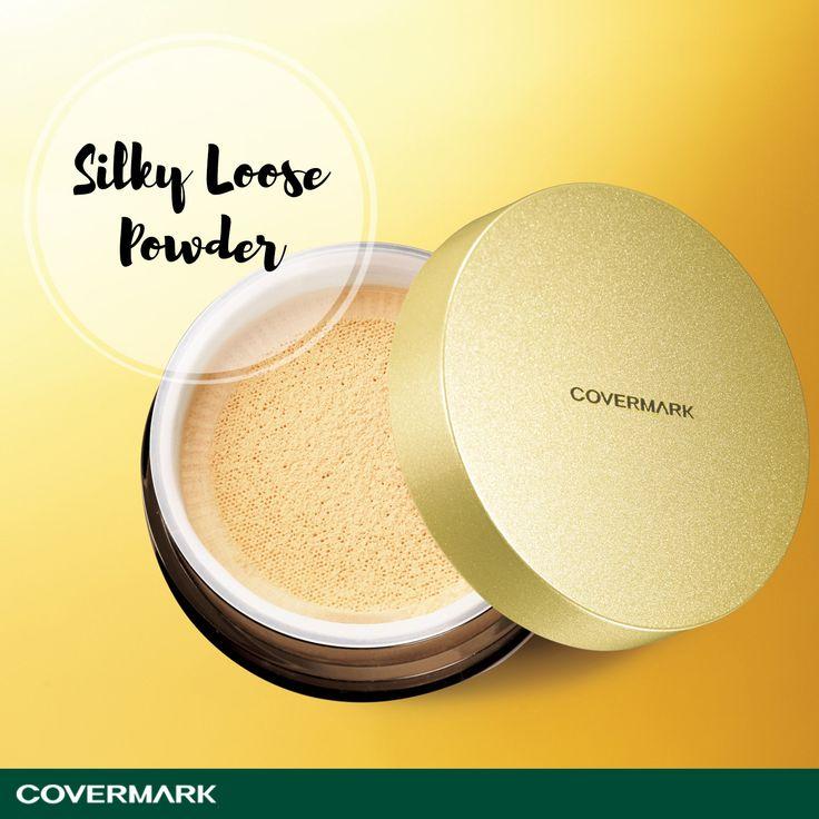 Silky Loose Powder Menyerap keringat dan sebum. Bertekstur lembut dan ringan, membuat hasil makeup lembut dan halus. Mempertahankan kelembaban kulit dan menciptakan penampilan yang bercahaya bagaikan sutera.