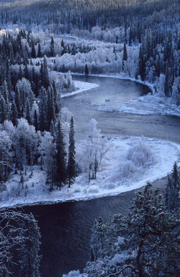 Finlândia - Oulanka National Park, Metsahallitus, Finland
