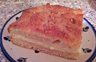 almond cake / ciasto pomarańczowo-migdałowe