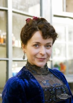 "Dorcas Lane from Lark-Rise To Candleford - ""My one weakness is..."" best character on the show"