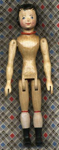 Birch HITTY doll
