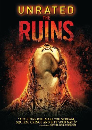 The Ruins [Unrated] [DVD] [2008]