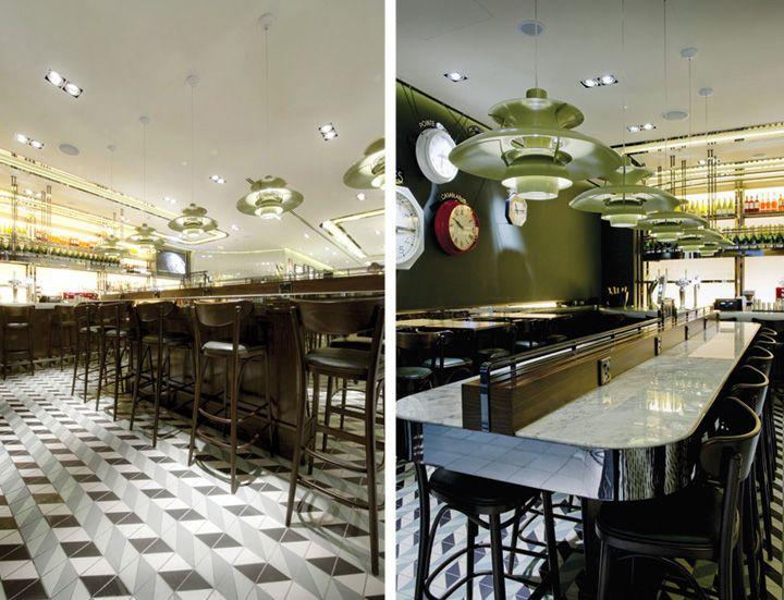 London 2012 Summer Olympics Best London Restaurants Coffee List 2 - Retail - Blog - Inner Design
