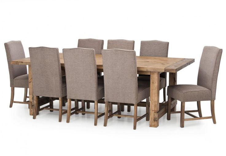9 seater dining setting