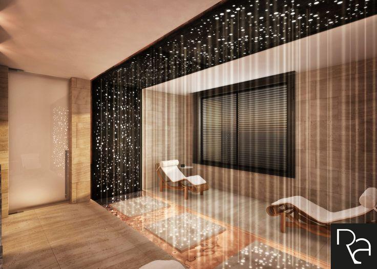 Private Spa_Interior Design_Rendering_View 13