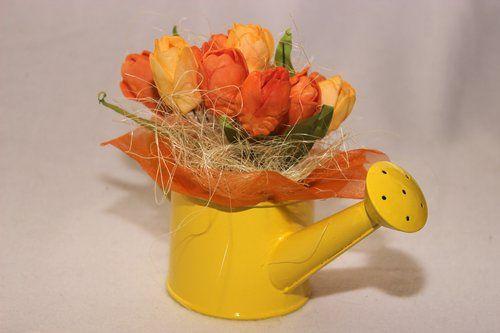 Tulipános öntözőkanna