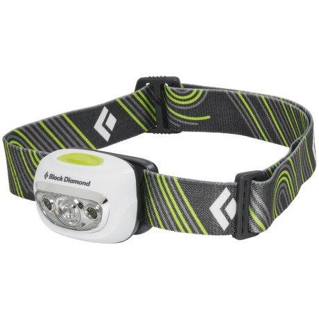 Black Diamond Equipment Cosmo LED Headlamp - Light output: 90 lumens