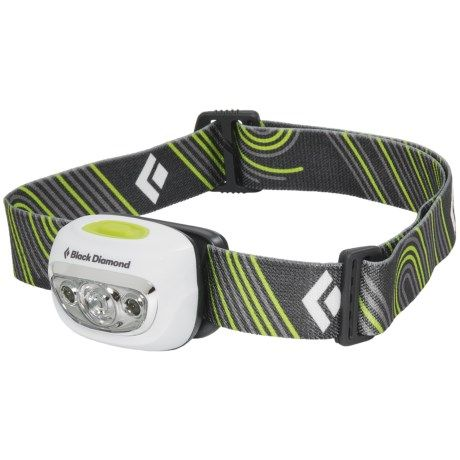 Black Diamond Equipment Cosmo LED Headlamp - Light output: 90 lumens