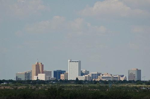 Midland, Texas Skyline