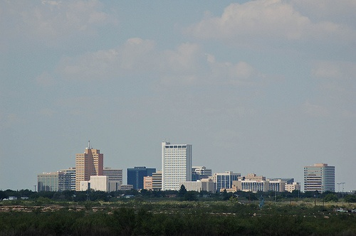 Midland Texas Skyline Places We Have Visited