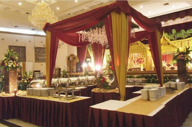 Dekorasi Photobooth Dan Prasmanan Di Gedung Primera
