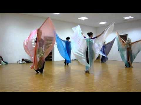Taneční studio MONA, ISIS Wings Workshop