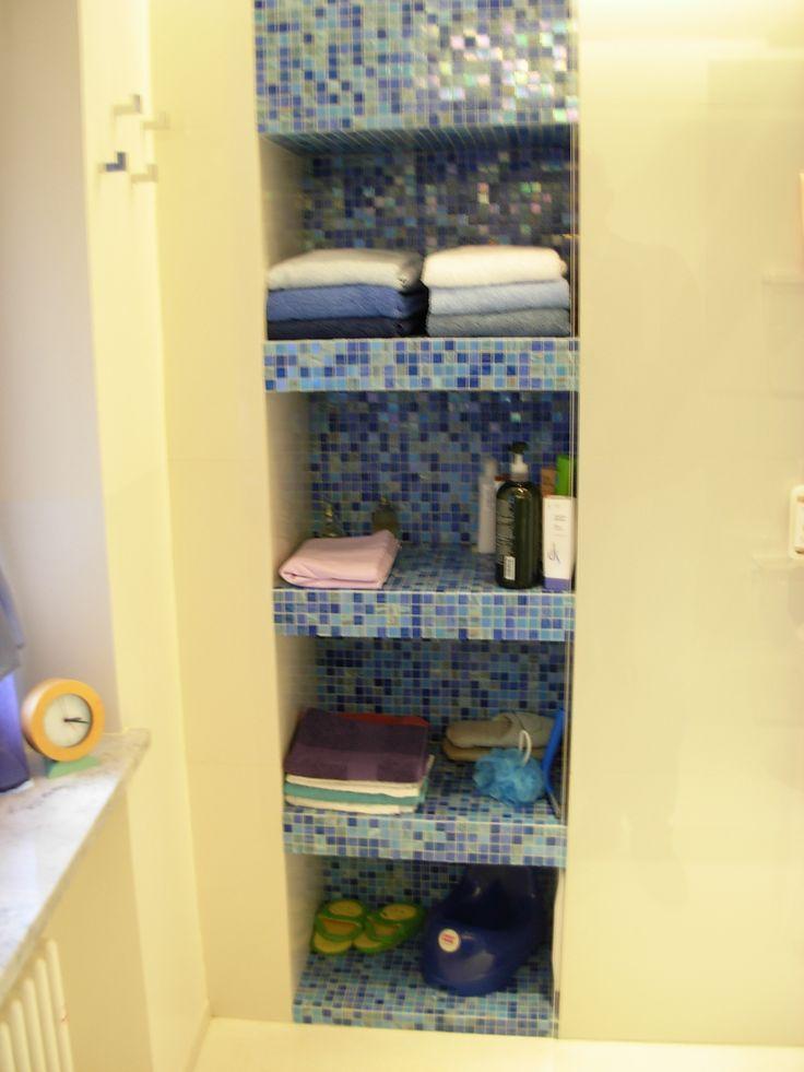 Nicchia zona doccia - Casa P