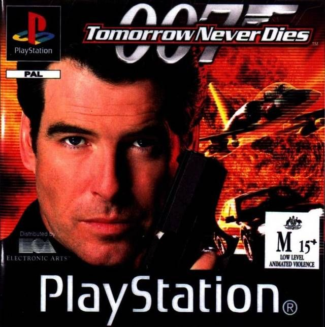 Tomorrow Never Dies [PS1]