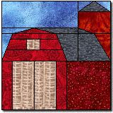 """The Old Red Barn ~ someone suggested I do a quilt with a barn for """"Enumclaw"""" people....  I have some ideas!"""