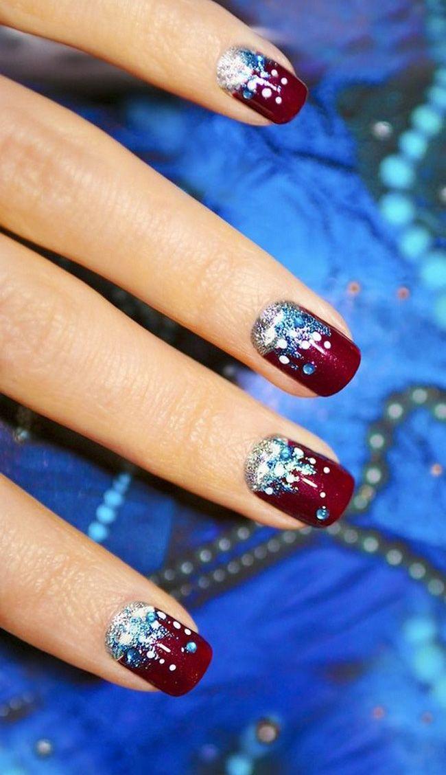 Τα πιο χαριτωμένα σχέδια για νύχια, ιδανικά για τις ημέρες των εορτών