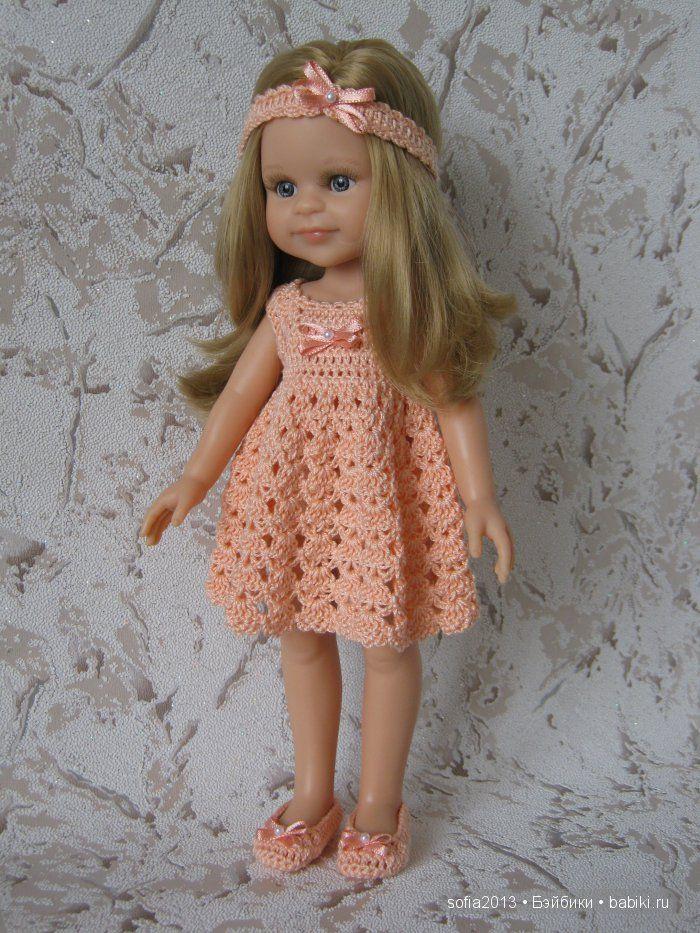 Нарядики для куколок Paola Reina / Одежда и обувь для кукол - своими руками и не только / Бэйбики. Куклы фото. Одежда для кукол