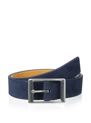 55% OFF Gordon Rush Men's Kensington Belt (Navy Suede)