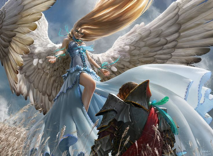 【画像あり】Magic:The Gatheringとかいうかっこよくて美しいカードゲームwwwwww
