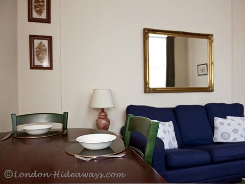 Furnished Drawing room
