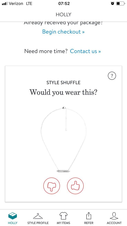 Pin By Holly Swarthout On Stitch Fix Fashion Stich Fix Stitch Fix Style Profile [ 1309 x 736 Pixel ]