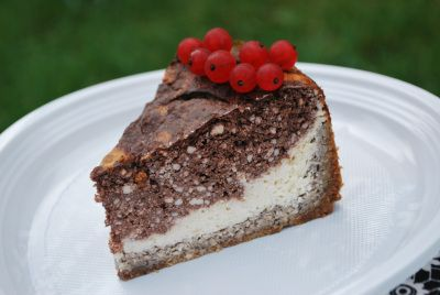 LCHF vanilla & chocolate cheesecake – Nourish, Train & Flourish
