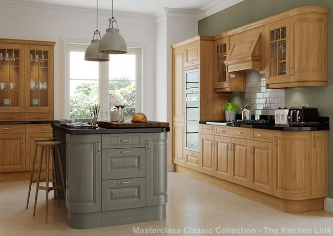 Carnegie lancaster oak traditional kitchen masterclass for F kitchen lancaster