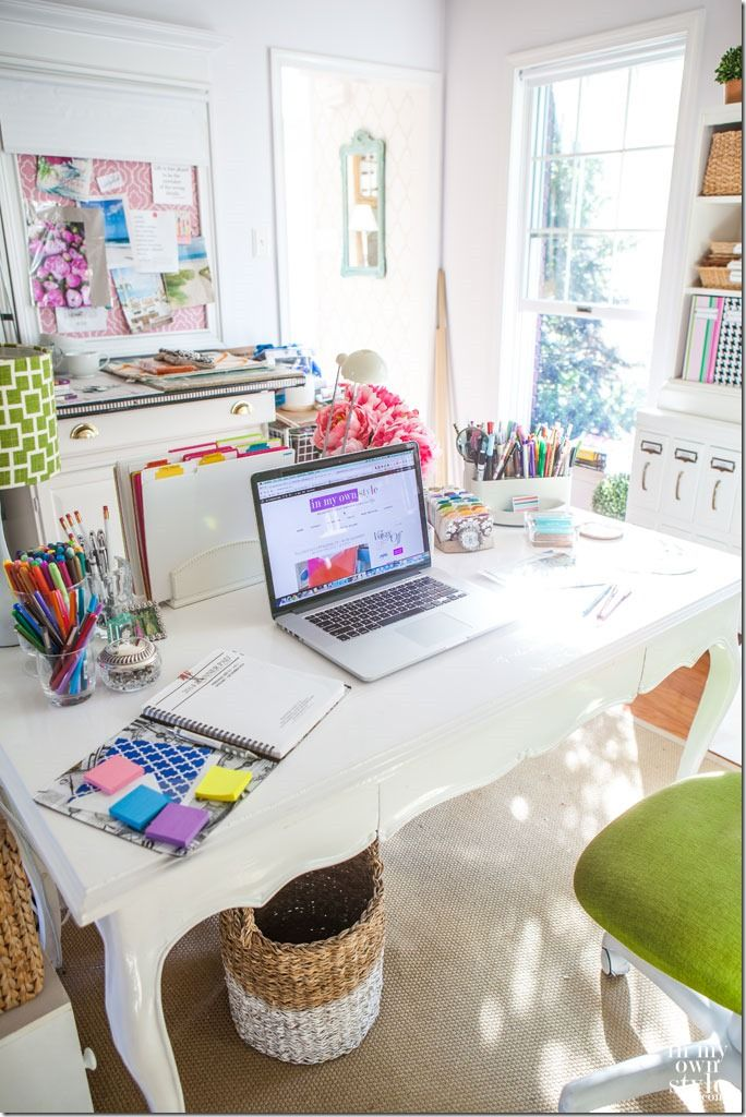 home office     inmyownstyle