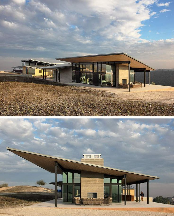 Bar architects have designed the law winery located on a - Architectural designers near me ...