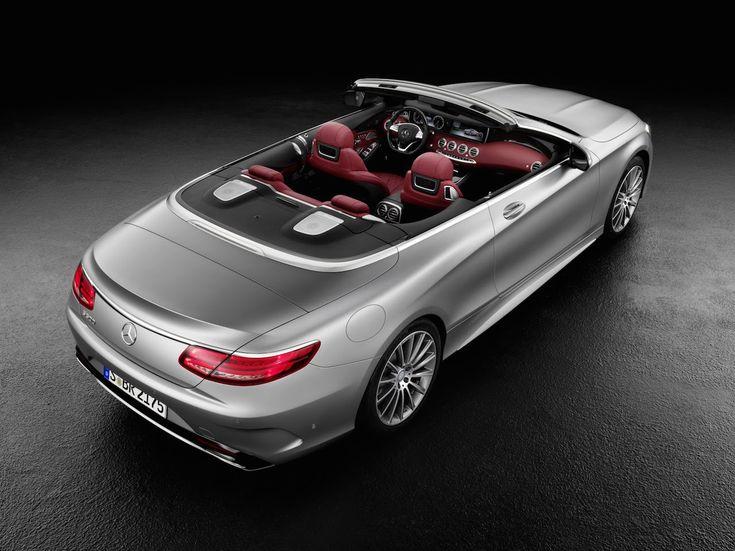 Oben Ohne na 44 jaar: Mercedes S-klasse Cabriolet