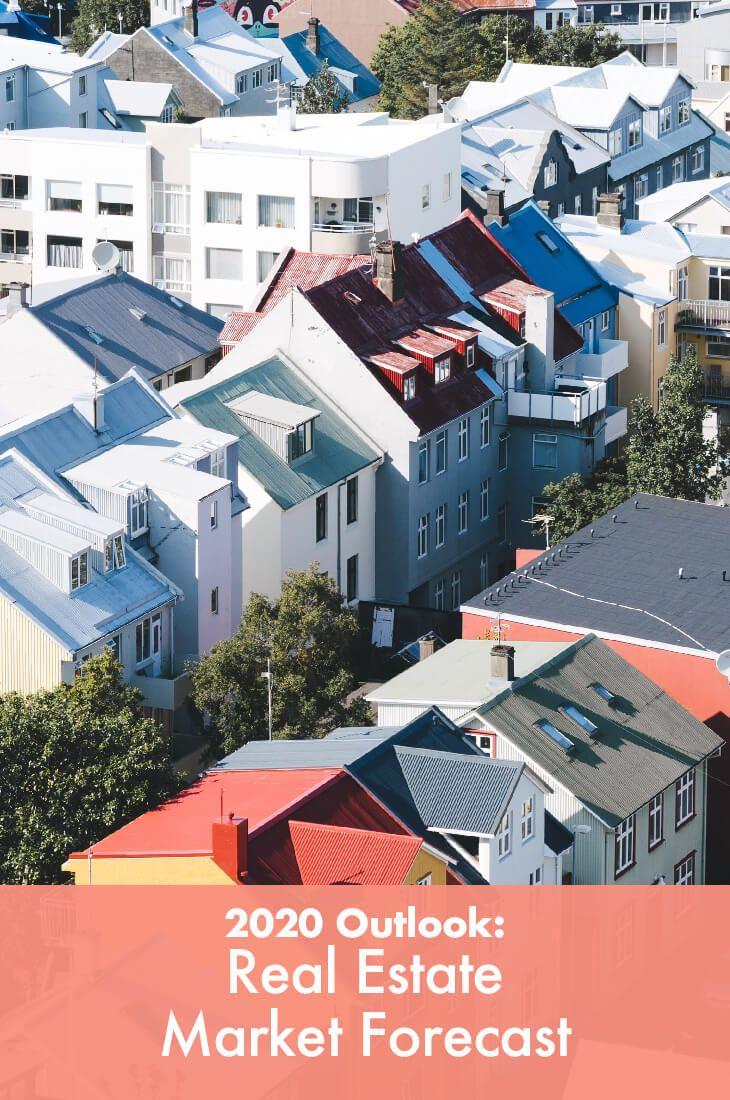 2020 Outlook Real Estate Market Forecast Real Estate Marketing