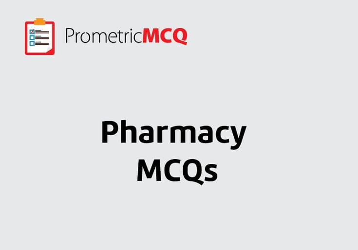 Pharmacy Prometric Exam Questions to prepare for DHA, MOH