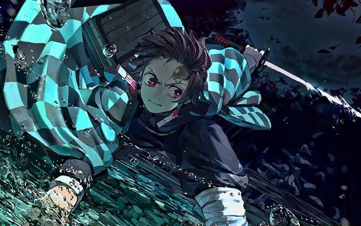 Menakjubkan 26 Wallpaper Desktop Kimetsu No Yaiba Download Wallpapers Tanjirou Kamado Nigh In 2020 Cool Anime Wallpapers Anime Wallpaper Download Hd Anime Wallpapers