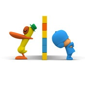 Pocoyo.- A little something between friends -The best Pocoyo episodes are now available in a collection of wonderful interactive stories of Pocoyo.