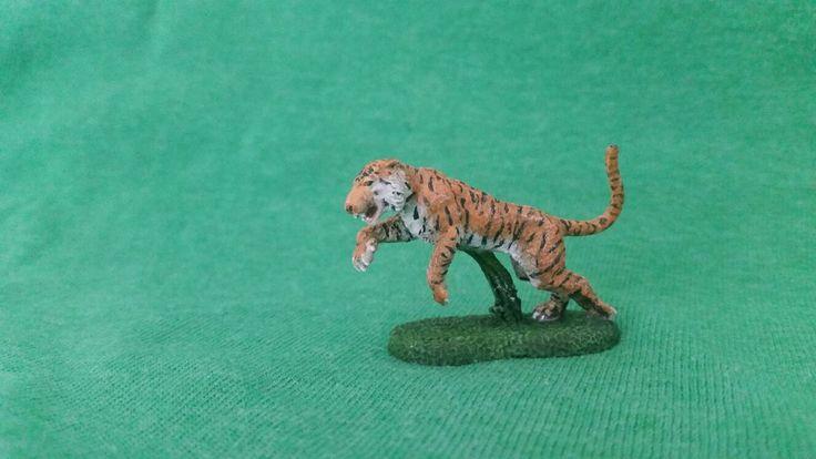 03668 Tiger Reaper Minis: Side A by kil-der-drachen