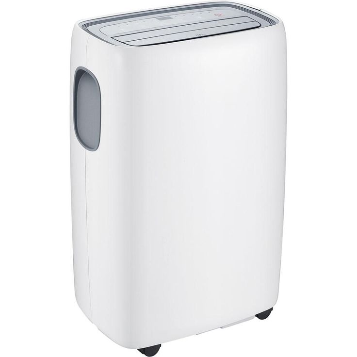 TCL 10,000 BTU Portable Air Conditioner with Remote, White
