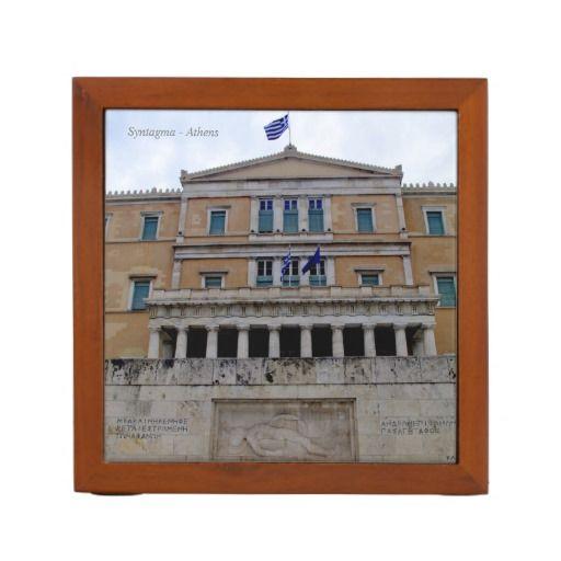 Syntagma – Athens Pencil Holder