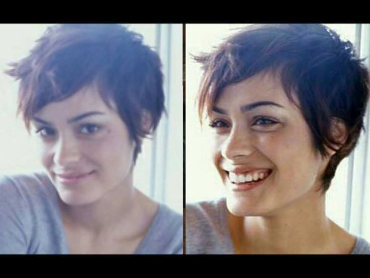 short hair - kort haar
