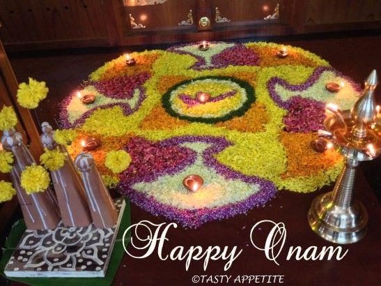 Happy Onam..! http://www.tastyappetite.net/2014/09/happy-onam-wishes-2014.html