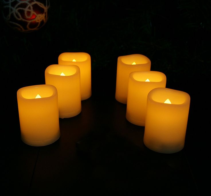 + ideas about Flameless Candles With Timer on Pinterest | Flameless ...