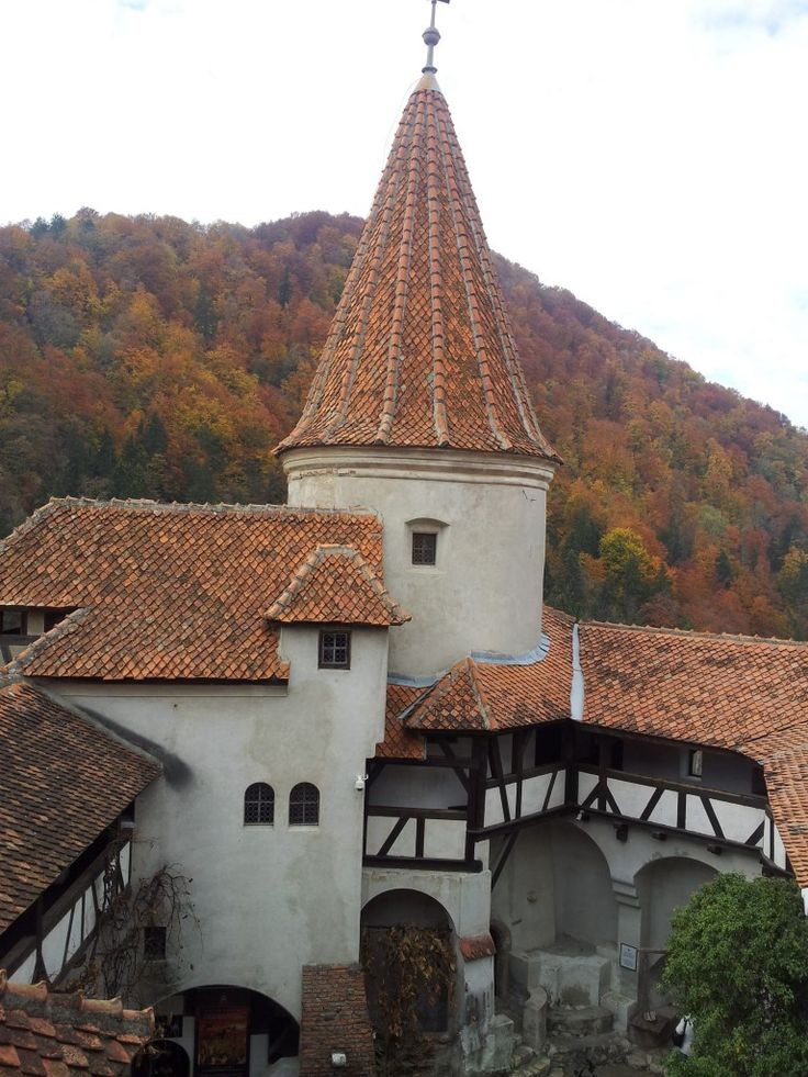 Romania castel Bran