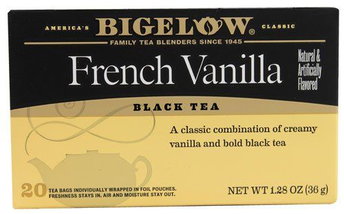 Bigelow Tea Black Tea French Vanilla -- 20 Tea Bags - 2 pc -- This is an Amazon Associate's Pin. To view further for this item, visit this Amazon Affiliate link.