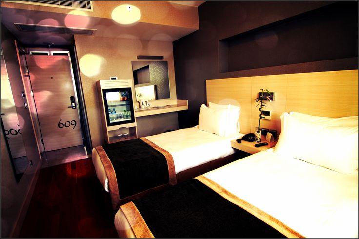 """Во """"Troya Hotel Taksim"""" ќе се чувствувате удобно и во мир како да сте во својот дом. www.hoteltroya.com"""