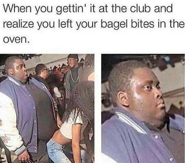 Shit happens sometimes